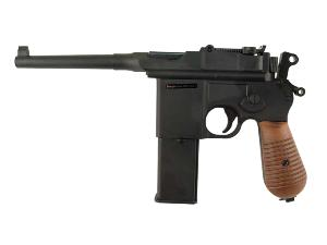 LEGENDS C96 CO2 SEMI AUTO NOIR ET MARRON 1.9 JOULE
