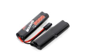 BATTERIE SWISS ARMS INTELLECT NiMh 9.6 V 2000mAh HIGH-DRAIN TYPE DOUBLE CROSSE CRANE