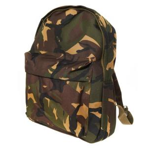 SAC A DOS PETIT FORMAT 8 LITRES CAMOUFLAGE DUTCH FOSCO
