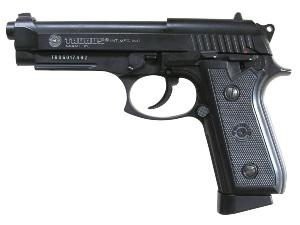 TAURUS PT99 CO2 FULL METAL SEMI & FULL AUTO BLOW BACK BAXS 0.9 JOULE CHARGEUR COURT