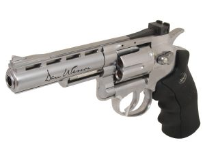 DAN WESSON 4 POUCES CO2 FULL METAL 1.8 JOULE