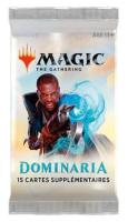 1 BOOSTER DE 15 CARTES SUPPLEMENTAIRES DOMINARIA DE MAGIC THE GATHERING