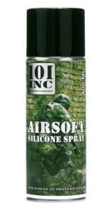 HUILE DE SILICONE EN SPRAY 400 ML 419160 AIRSOFT