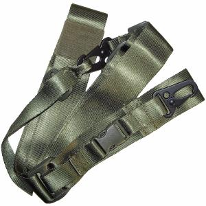 SANGLE 3 POINTS SWISS ARMS VERT OLIVE