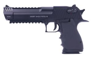 DESERT EAGLE L6 NOIR CO2 BLOWBACK CULASSE METAL SEMI ET FULL AUTO 1.1 JOULE CYBERGUN