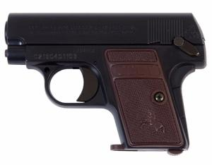 COLT 25 NOIR CROSSE MARRON SPRING CYBERGUN HOP UP 0.12 JOULE