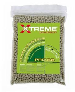 SACHET 3043 BILLES 0.23 G BIODEGRADABLES BLANCHES XTREME