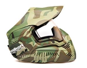 MASQUE DE PROTECTION VALKEN MI-7 WOODLAND ANTI-BUEE