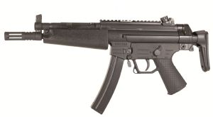 GSG 552 ICS AEG SEMI & FULL AUTO HOP UP CROSSE RÉTRACTABLE CHARGEUR HI-CAP 1.1 JOULE