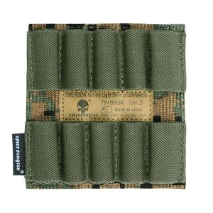 POCHETTE / POCHE MOLLE SCRATCH 100% NYLON DIGITAL CAMO EM6034 EMERSON GEAR