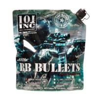 SACHET DE 4000 BILLES GRISES BIODEGRADABLES 0.20 G CALIBRE 6 MM 101 INC