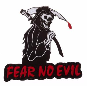 ECUSSON / PATCH GEANT FEAR NO EVIL