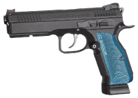 CZ SHADOW 2 NOIR ET BLEU GBB CO2 BLOWBACK HOP UP RAIL 1 JOULE ASG