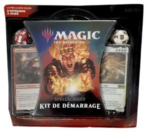 KIT DE DEMARRAGE EDITION 2020 MAGIC THE GATHERING SPELLSLINGER